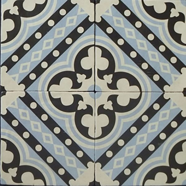 Retrotegel Amis Design Patroon | Retrotegelwinkel.nl